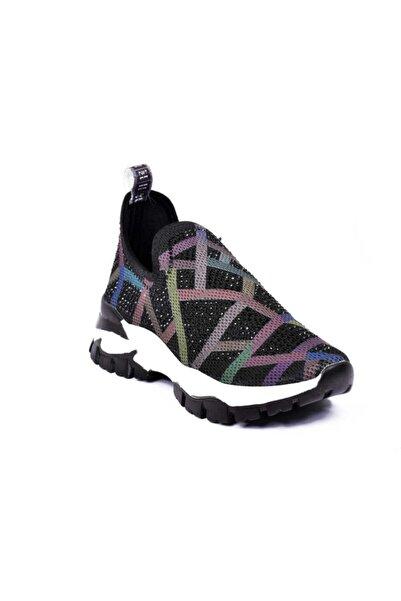 Markopark Kadın Siyah Günlük Ayakkabı 407 21y