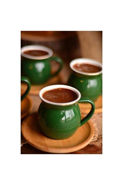 Bambum Selam 6 Kisilik Kahve Fincan Takimi Yakut