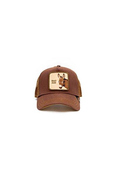 Goorin Bros Bad Bad Ass Kahverengi Şapka 101-0219 Kahverengi Standart