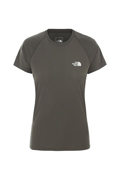 THE NORTH FACE Flex Kadın Haki T-shirt