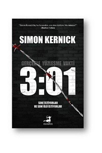 Olimpos Yayınları 3:01 Simon Kernick