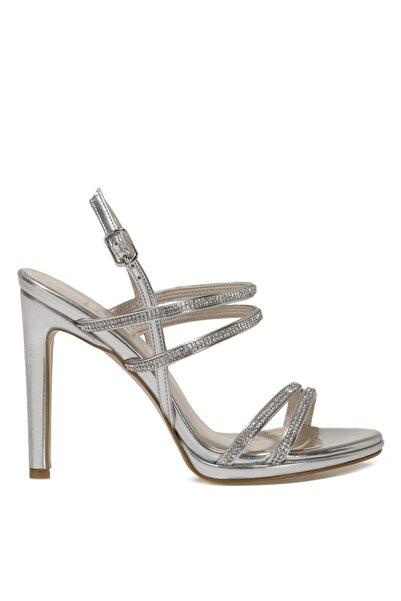 İnci PIA.Z 1FX Gümüş Kadın Topuklu Sandalet 101038363