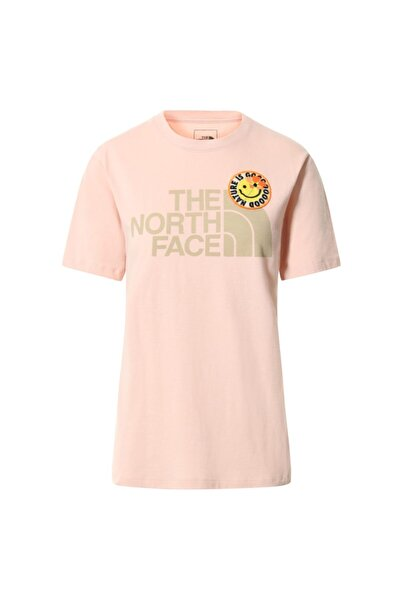 THE NORTH FACE Kadın W S/s Patches Tee Nf0a5a4bubf1
