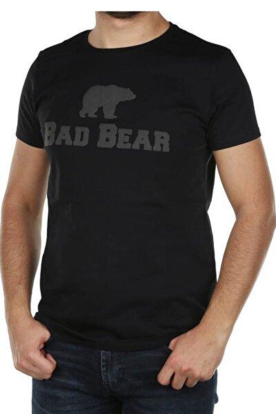 Bad Bear Siyah Erkek Tişört Tee Mıdnıght - 19.01.07.002