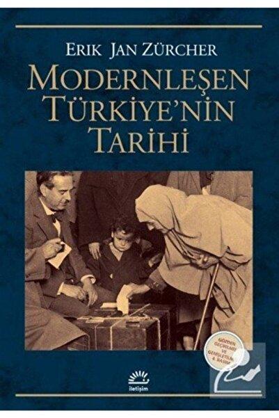 İletişim Yayınları Modernleşen Türkiye'nin Tarihi - Erik Jan Zürcher 9789750525360