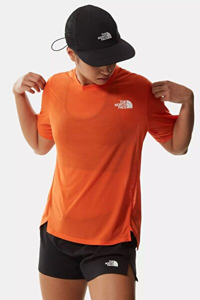 THE NORTH FACE W Up With The Sun S/s Shirt Kadın Tişört