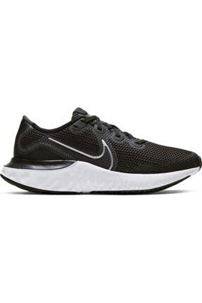 Kadın Nıke Gri Renew Run Spor Ayakkabı Ct1430-091