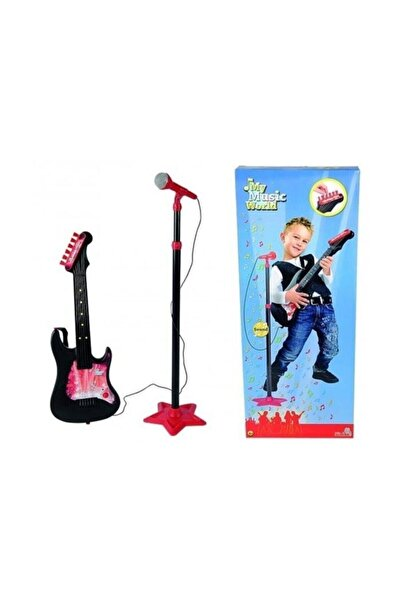 Simba My Music World Gitar ve Mikrofon Seti