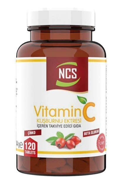 NCS Vitamin C 1000 mg 120 Tablet