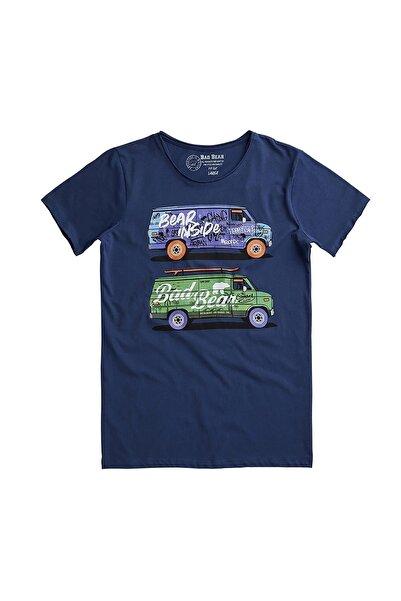 Bad Bear Erkek Baskılı T Shirt 20.01.07.017