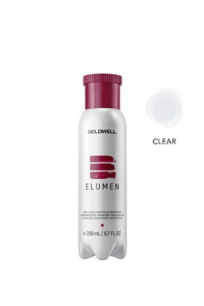GOLDWELL Elumen Saç Boyası Clear Renk Canlandırıcı 200 ml