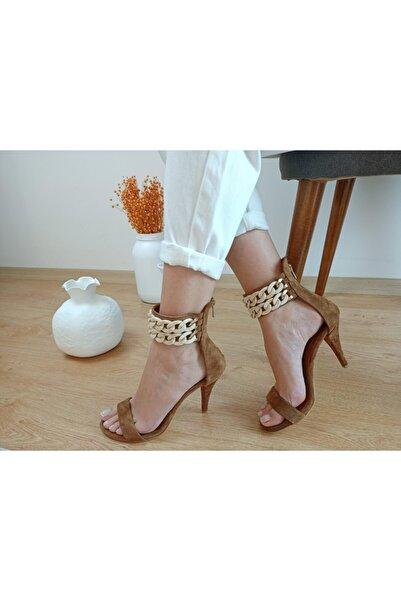 EYLÜL AYDIN Kadın Kahverengi Ayakkabı