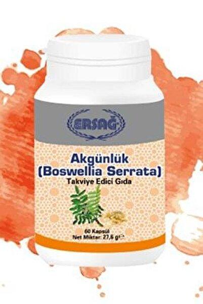 Akgünlük (boswellia Serrata)