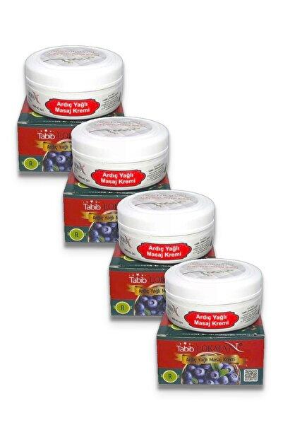 Tabib Lokman 4 Adet Ardıç Yağı Kremi 65 65 65 65 ml Orjinal Ürün