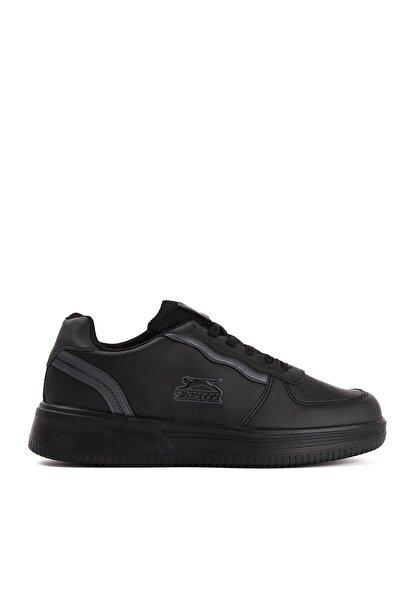 Slazenger Impact Sneaker Kadın Ayakkabı Siyah Sa20lk032