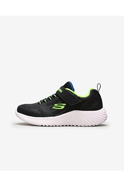 SKECHERS BOUNDER-ZALLOW Büyük Erkek Çocuk Siyah Spor Ayakkabı