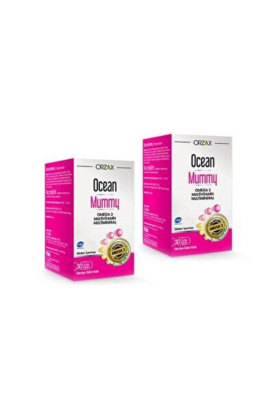 Ocean Mummy 30 Softjel Kapsül X2 Adet