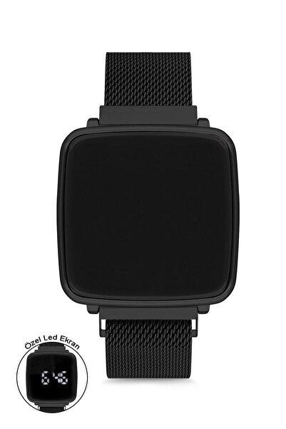 Spectrum Mıknatıslı Dokunmatik Unisex Kol Saati Xt250097