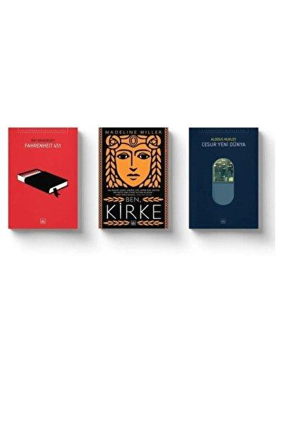 İthaki Yayınları Fahrenheit 451, Ben Kirke, Cesur Yeni Dünya Set