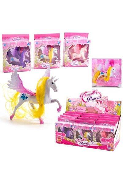 Birlik Oyuncak Kutuda Kanatlı Pegasus At Unicorn
