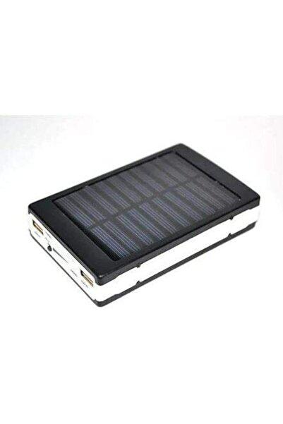 Carmenta Solar Powerbank 18.000 Mah - Güneş Enerjili - 20 Power Led Işıklı