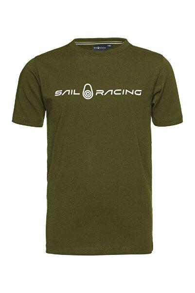 Sail Racing Erkek Çocuk Yeşil T-Shirt