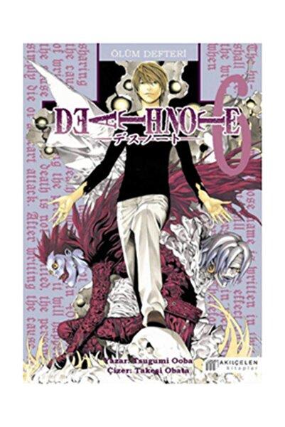 Akıl Çelen Kitaplar Death Note - Ölüm Defteri - Cilt: 6 Tsugumi Ooba - Tsugumi Ooba