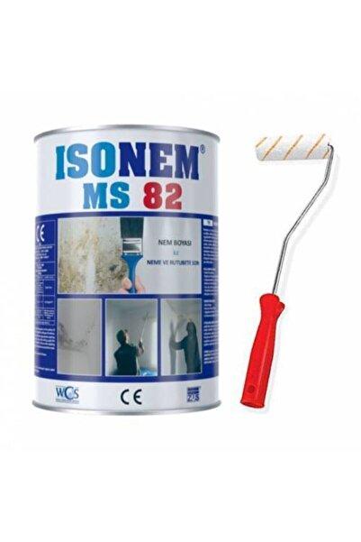 Isonem Ms82 Nem Rutubet Boyası Beyaz 1 Kg + Parmak Rulo