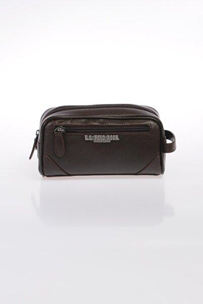 U.S. Polo Assn. Kahverengi Erkek Laptop & Evrak Çantası 8681379484107