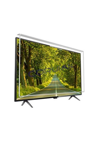 """CORUIAN Philips 50pus7805 50"""" Inç  127 Ekran Tv Ekran Koruyucu"""