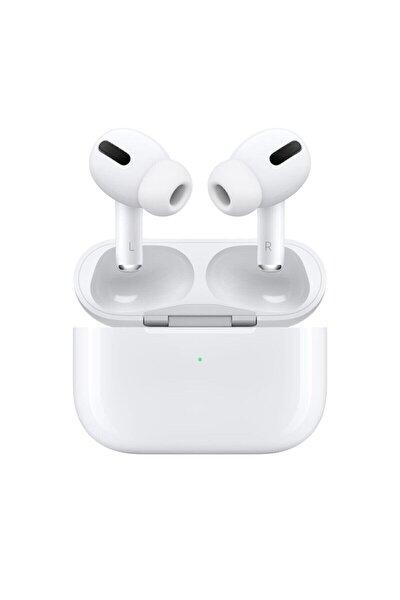 REON Beyaz Wireless Logolu Ve Seri Numaralı A+ Kalite Ios Ve Android Uyumlu Airpods Pro Kulaklık