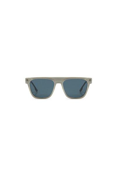 Komono Unisex Gri Joe Trick Güneş Gözlüğü