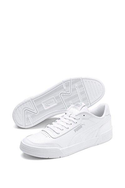Puma CARACAL Beyaz Unisex Sneaker Ayakkabı 100480549