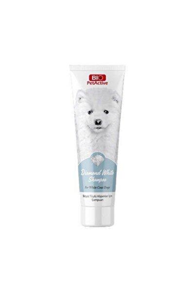 Bio PetActive Diamond Beyaz Tüylü Köpek Şampuanı 250 ml