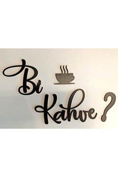 Kaya Hediyelik Dekoratif Bi Kahve