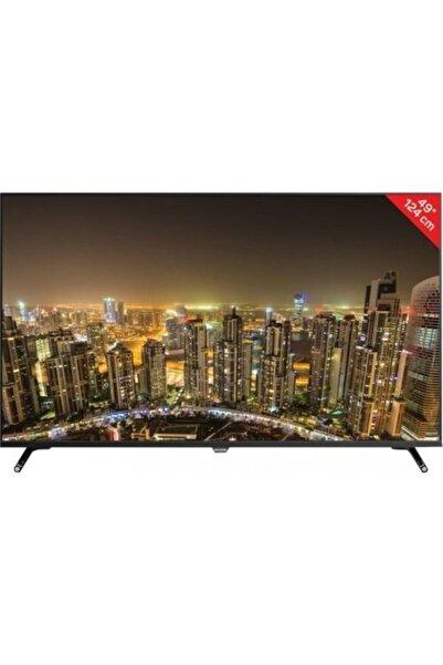 """Hi-Level HL49FIL403-TNR 49"""" 123 Ekran Uydu Alıcılı 4K Ultra HD Smart LED TV"""