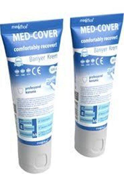 Medcover 100 Gr 2 Adet Med Cover Çinko Oksitli Bariyer Krem