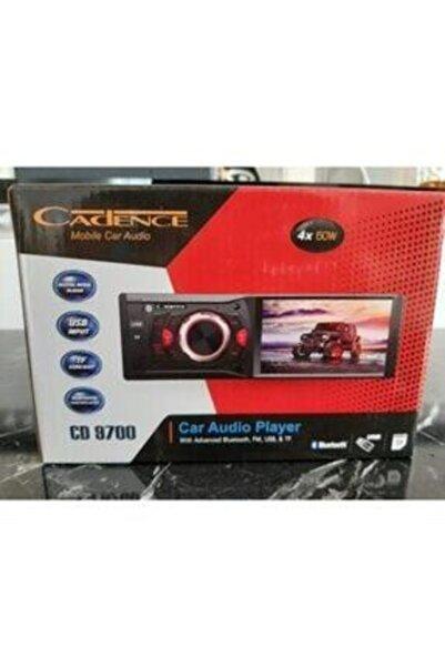 Cadence Tft Ekranlı Teyp Cd 9700 4.0