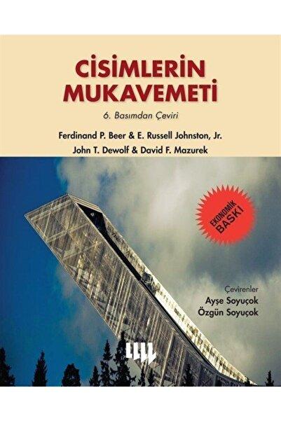 Literatür Yayıncılık Cisimlerin Mukavemeti (6. Basımdan Çeviri Ekonomik Baskı)