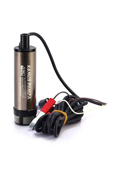 Kemos Kızılırmak 12 Volt Mazot Ve Sıvı Aktarma Pompası