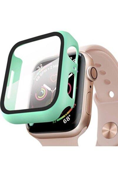MAROX Apple Watch Series 3-4-5 42 Mm 360 Derece Koruma Yeşil