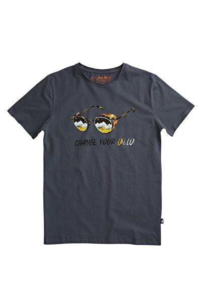 Bad Bear Erkek Baskılı Tişört (20.01.07.039-rvn)