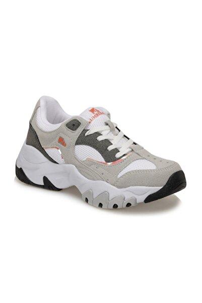 lumberjack Kadın Beyaz Topuklu Sneaker Ayakkabı Regına