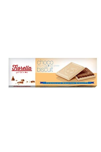 FIORELLA Chocobiscuit Beyaz Çikolatalı Kakaolu Bisküvi 102 gr 6 Adet 1 Kutu