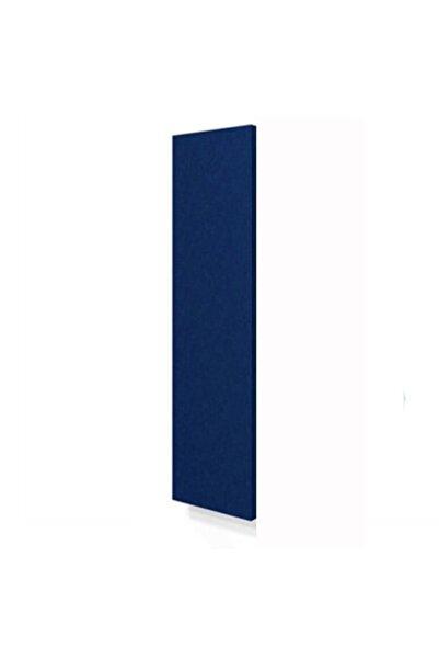 Aksa 100x50 Cm Ebatları 2 Cm Kalınlıkta Akustik Kumaş Kaplı Paneller Mavi