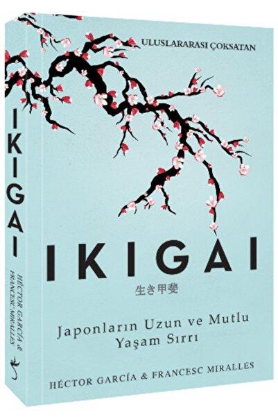 İndigo Kitap Ikigai - Japonların Uzun Ve Mutlu Yaşam Sırrı