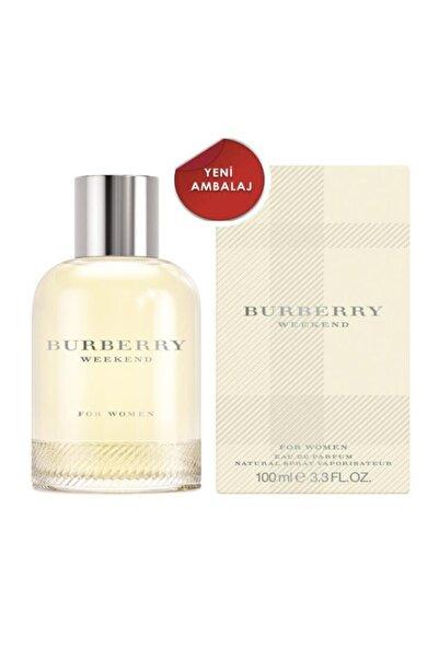 BURBERRY Weekend Edp 100 ml Kadın Parfüm 3614226905284