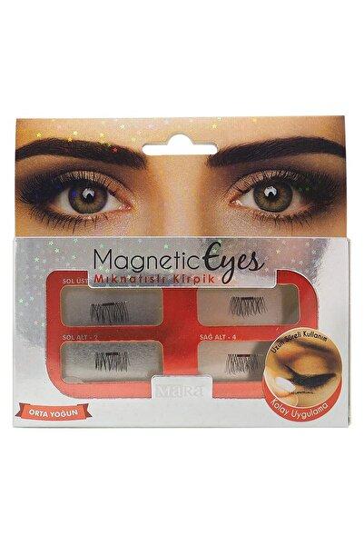 Mara Magnetic Eyes Mıknatıslı Kirpik Orta Yoğun