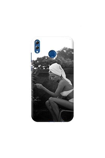 adayhediye Huawei Honor 8x Uyumlu Dustan Sonra Sigara Desenli Kılıf