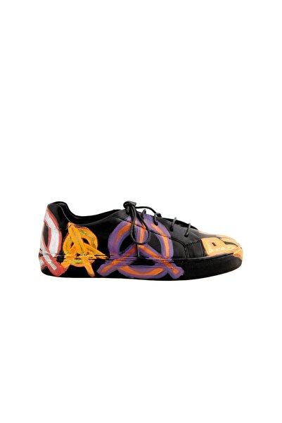 ROUGE Deri Kadın Spor & Sneaker 1426-18